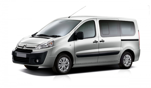 Citroen Dispatch Silver