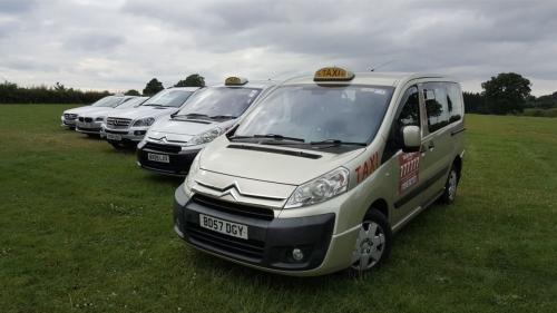 Taxi Seven Fleet